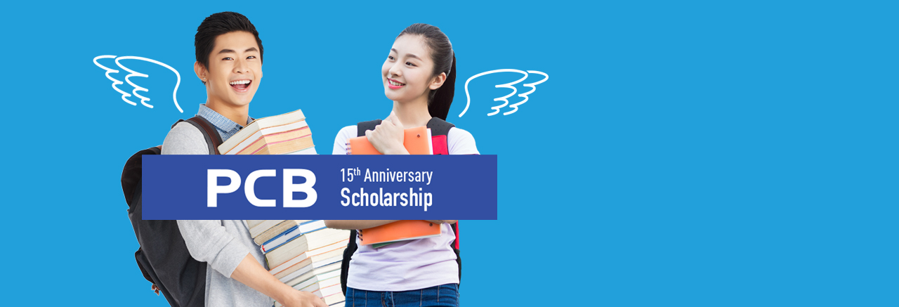 Pacific City Bank 15th anniversary scholarship